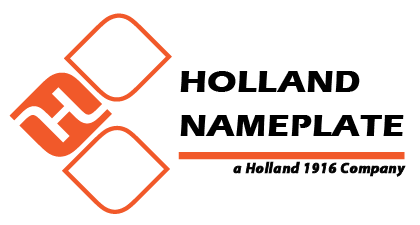 Holland Nameplate